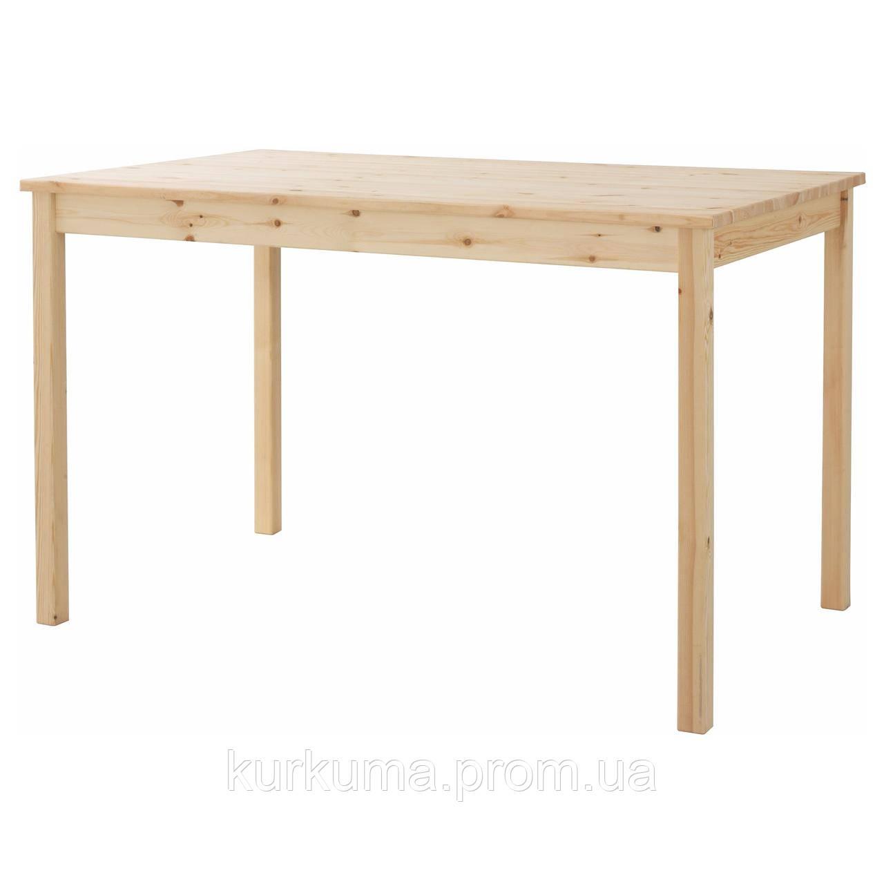 IKEA INGO Стол, сосна  (146.300.09)