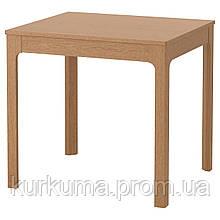 IKEA EKEDALEN Раздвижной стол, дуб  (403.408.37)