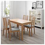 IKEA EKEDALEN Раздвижной стол, дуб  (403.408.37), фото 3