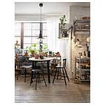 IKEA GAMLARED Стол, яркая патина пятно, черная Морилка  (303.712.40), фото 4