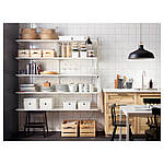 IKEA MELLTORP Стол, белый  (190.117.77), фото 4