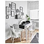 IKEA MELLTORP Стол, белый  (190.117.77), фото 7