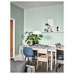 IKEA MELLTORP Стол, белый  (190.117.77), фото 9