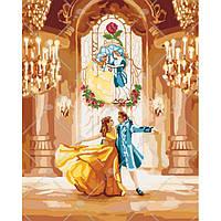 Картина по номерам Идейка - Необъятная сила любви 40x50 см (КНО4536)