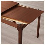 IKEA EKEDALEN Раздвижной стол, коричневый  (303.408.09), фото 5