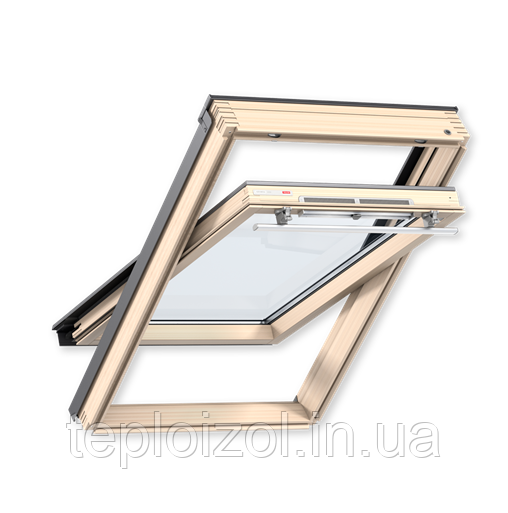 Мансардне вікно Velux (Велюкс) Оптіма 114х118 GZR 3050
