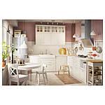 IKEA INGATORP Раздвижной стол, белый  (402.170.69), фото 3