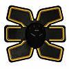 Электростимулятор мышц EMS Trainer миостимулятор для пресса живота Тренажер бабочка пресс, фото 3
