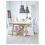 IKEA MOCKELBY Стол, дуб  (002.937.72), фото 4