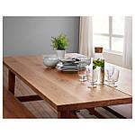 IKEA MOCKELBY Стол, дуб  (002.937.72), фото 5