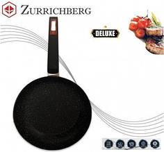 Набор посуды сковородки разные размеры Zurrichberg ZB 2001/2002/2003 мраморное покрытие 20/24/28 см