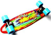 """Скейт Penny Board """"Marco's"""" Yellow (Пенни борд), фото 1"""