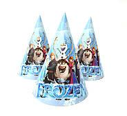 "Ковпак святковий 15 см, Холодне серце ""Frozen"""