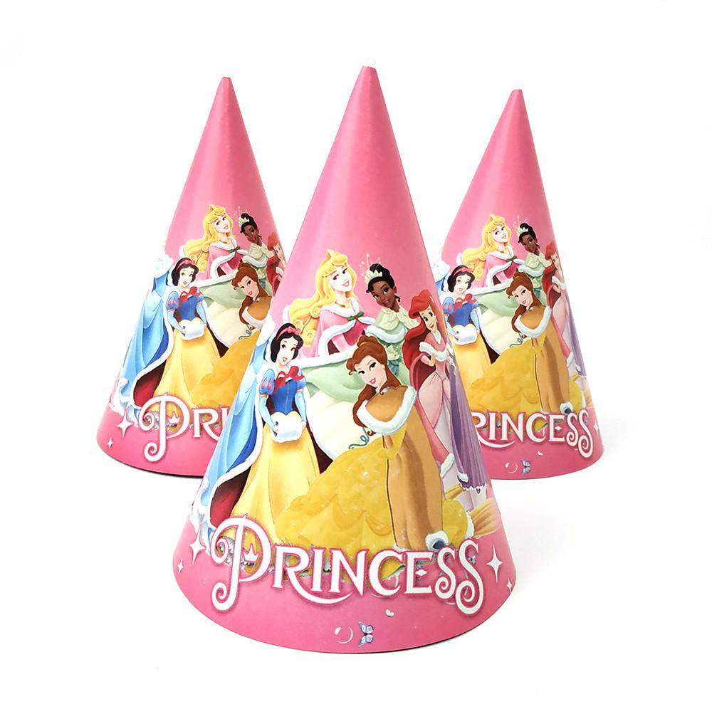 """Колпак праздничный 15 см, """"Принцессы Дисней"""""""