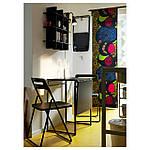IKEA NISSE Раскладной стул, черный  (301.150.66), фото 5