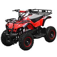Детский квадроцикл «PROFI» HB-EATV 800N-3 (MP3) V3 Красный