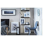 IKEA ODGER Стул, синий  (003.600.02), фото 4