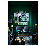 IKEA ODGER Стул, синий  (003.600.02), фото 5