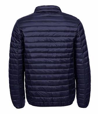 Куртка мужская стеганая синяя Glo-Story, фото 2