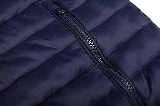 Куртка мужская стеганая синяя Glo-Story, фото 3
