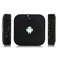 Android TV Box AT818 Android 4.1 RK3066 Dual Core 1G RAM 8G ROM AV Out HDMI Bluetooth Smart TV Box