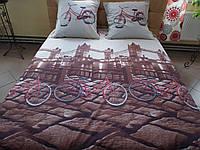 Комплект постельного белья ранфорс Прогулка