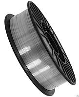 Проволока сварочная алюминиевая ER 5356 (аналог Св-АМг5, AlMg5) WELDER, ф1,0мм катушка 7 кг