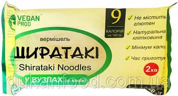 """Ширатаки лапша """"Узелки""""- 0 калорий"""