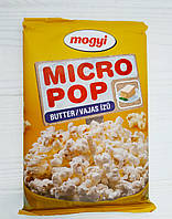 Попкорн Mikro Pop Mogui с маслом, 100гр (Польша)