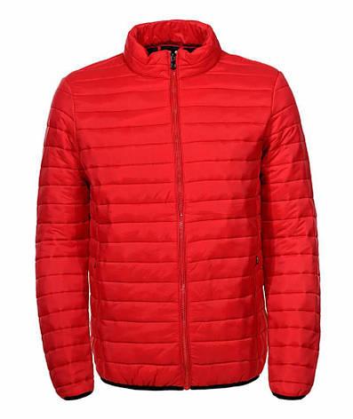 Куртка мужская стеганая красная Glo-Story, фото 2
