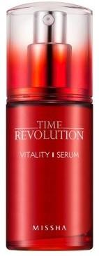Акція -15% Антивозрастная восстанавливающая сыворотка Missha Time Revolution Vitality Serum 40 мл