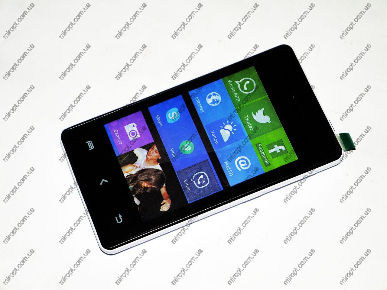 Телефон Nokia X1 Черный - 2Sim + 3,5'' + Чехол