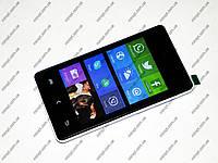 Телефон Nokia X1 Черный - 2Sim + 3,5'' + Чехол, фото 1