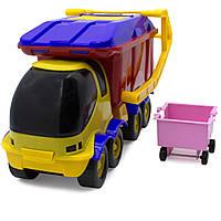 Дитяча машинка Maximus «Панда сміттєвоз»