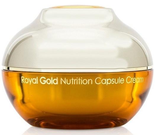 Акція -15% Отбеливающий антивозрастной крем Ottie Royal Gold Nutrition Capsule Cream-50 мл