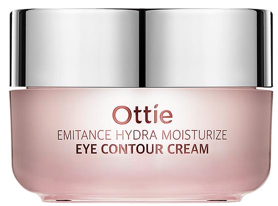 Акція -15% Крем вокруг глаз с гиалуроновой кислотой Ottie Emitance hydra moisturize eye contour cream, 40 мл