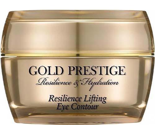 Акція -15% Укрепляющий кожу крем вокруг глаз Ottie Gold prestige resilience lifting eye contour - 30 мл