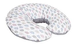 Подушка для беременных Ceba Baby Physio Mini джерси Clouds
