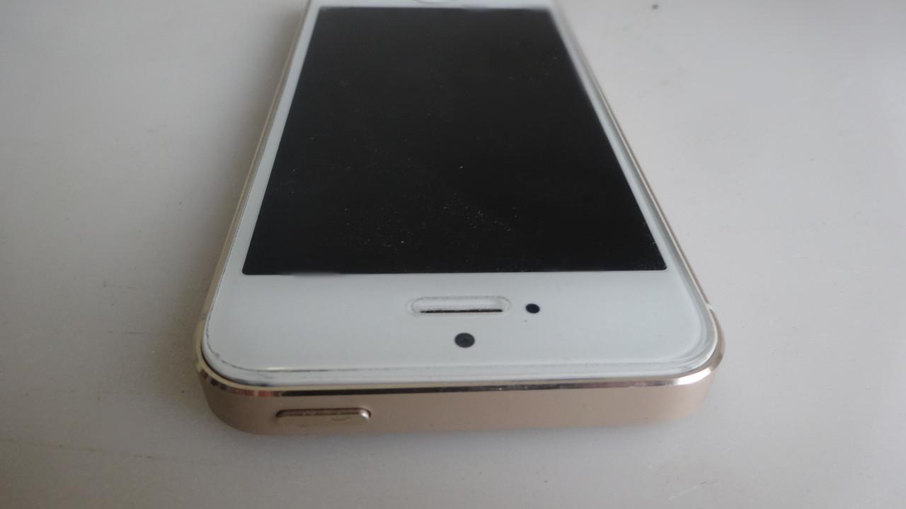 Iphone 5s золото на запчасти №325