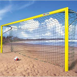 Сетки для пляжного футбола 2.2*5.5*1.1, D- 3.5 мм, яч.120*120 мм
