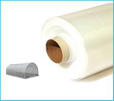 Пленка белая 30 мкм (3м*100 м.) прозрачная, полиэтиленовая