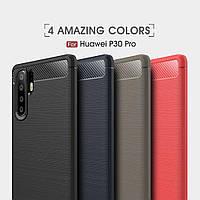 TPU чехол накладка Urban для Huawei P30 Pro (4 цвета)