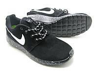 Кроссовки Nike Roshe Run замшевые