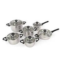 Набор посуды BergHOFF Vision Premium из 12 предметов (1112105)