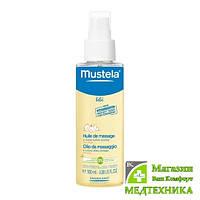 Масло для детей Mustela Bébé 100 мл.