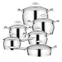 Набор посуды 12 предметов BergHOFF Zeno (1100178)
