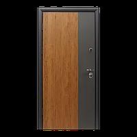Входная металлическая бронированнная дверь Пустыня (серия «Коттедж»)