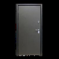 Входная металлическая бронированнная дверь Грей (серия «Коттедж»)