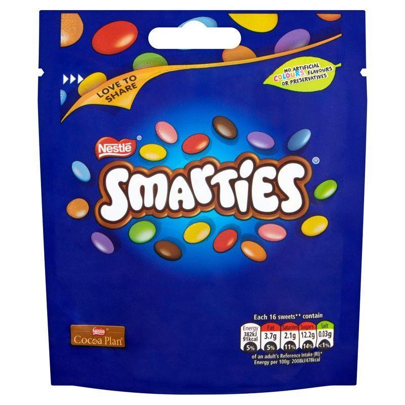 Драже Nestle Smarties