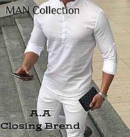 Рубашка мужская 42-54р цвета в ассортименте